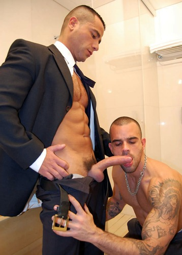 business-men-blowing-cock-in-public-toilet